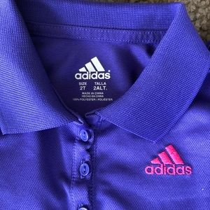 adidas Dresses - Little girl Adidas Polo Dress